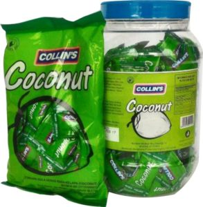 collins coconut